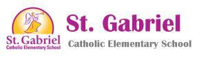 St. Gabriel School Logo
